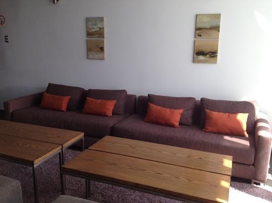 Natalino Hotel Patagonia: hotel lounge area
