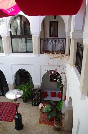 Riad Shanima & Spa: riad SHANIMA