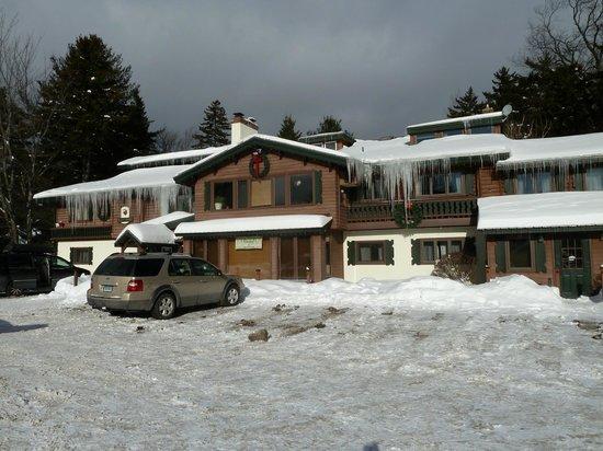 Kitzhof Inn : Midwinter 2012/13