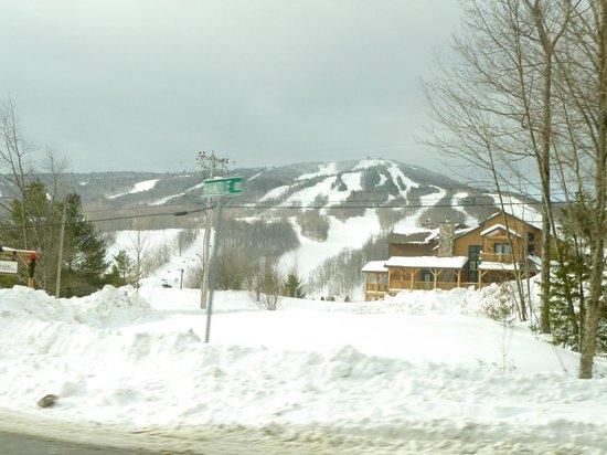 كيتزهوف إن: Mount Snow 