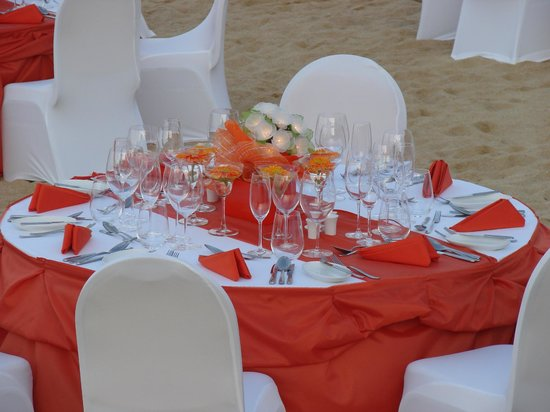 Hansar Samui Resort: Princess of Thailand, private party