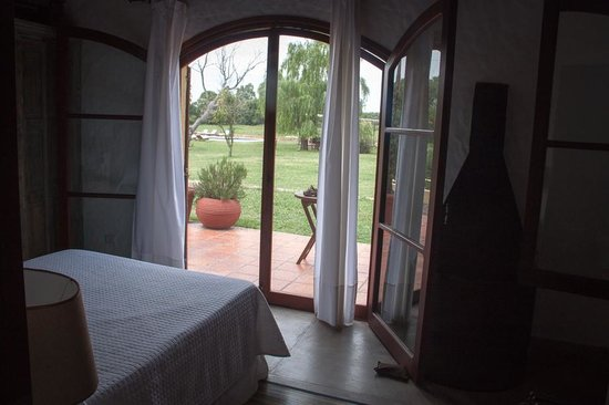 Casa Los Jazmines: View from the room
