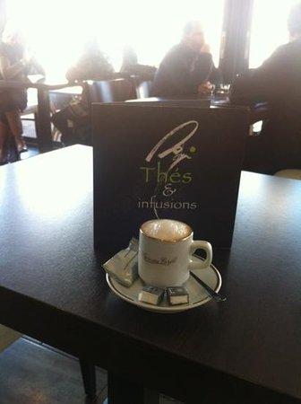 Le Régence: un bon café