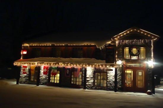 小溪旅館照片