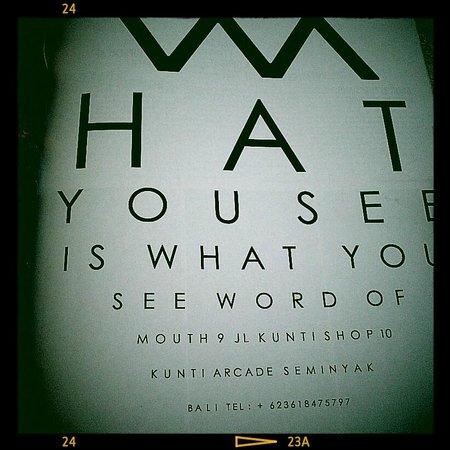 WORD OF MOUTH | 9 Jalan Kunti