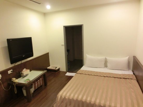 Good Ground Hotel Tainan: 2