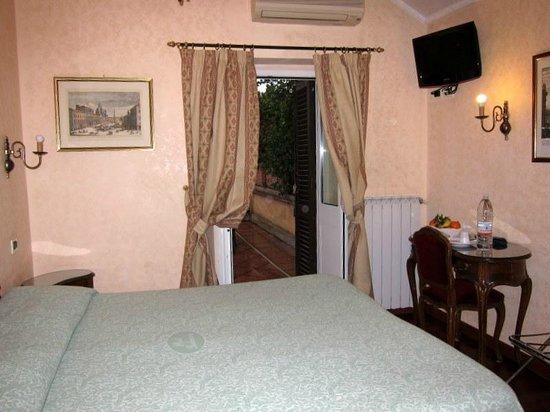 Hotel Parlamento: Room #104