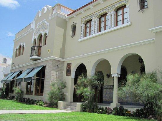 Inkanto Hotel: Fachada