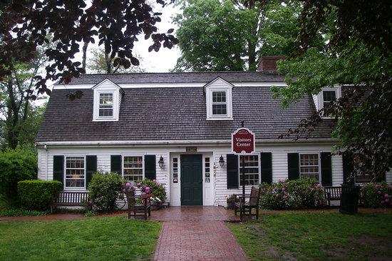 Лексингтон, Массачусетс: Lexington Visitors Center