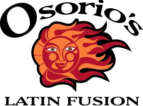 Osorio's Latin Fusion: logo