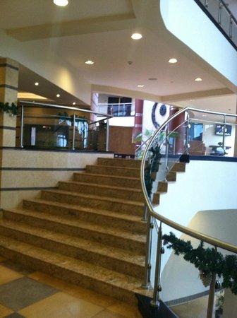 The Boma Nairobi: Lobby