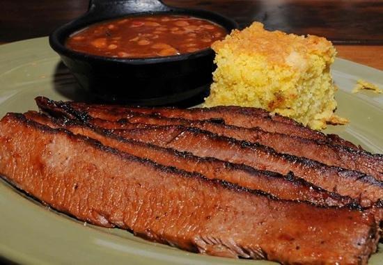 DivBar Smokehouse BBQ : Smoked Brisket