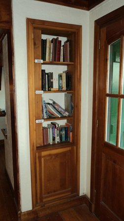 La Barraca Suites: Biblioteca