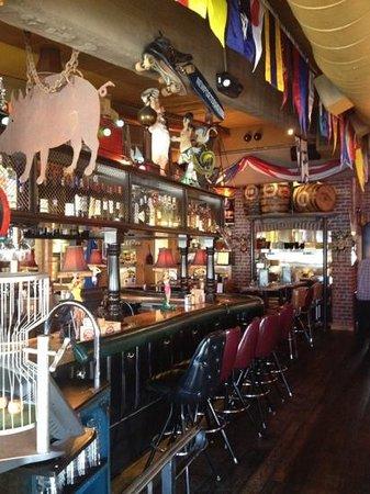 DivBar Smokehouse BBQ : Bar