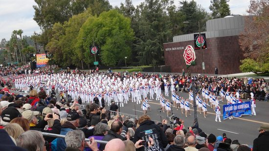 Tournament of Roses Association: Bands Of American Band. Our son is in this one