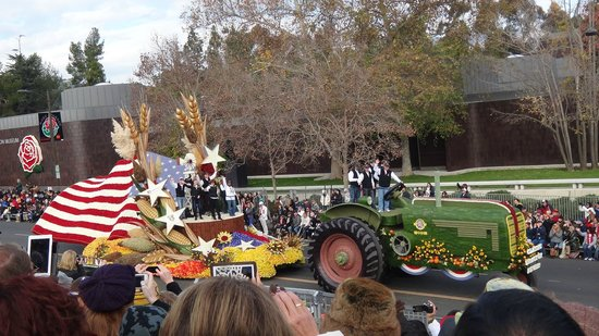 Tournament of Roses Association: Farm life