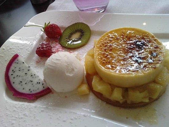 Saveurs et Papillons: dessert