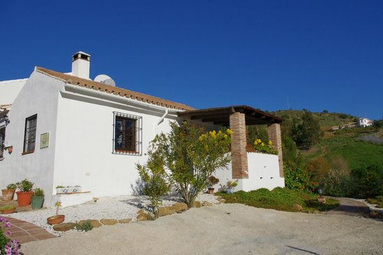 Cortijo Valverde: Our room
