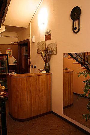 Hotel Tirreno: RECEPTION