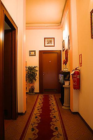 Hotel Tirreno: INGRESSO HOTEL