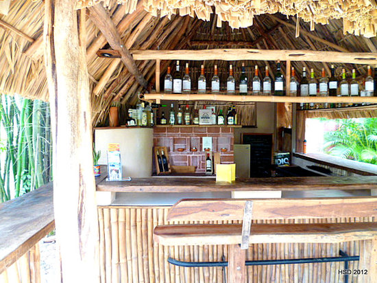 Hacienda Hotel Santo Domingo: Bamboo Bar