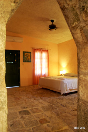Hacienda Hotel Santo Domingo: Casa Maya , bedroom
