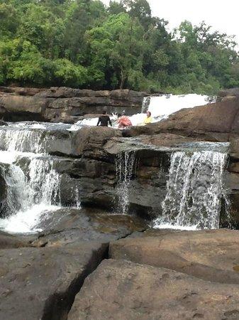4 Rivers Floating Lodge: Tatai Waterfalls
