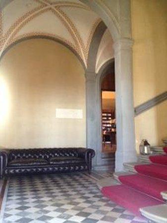 Il Salviatino: ingresso