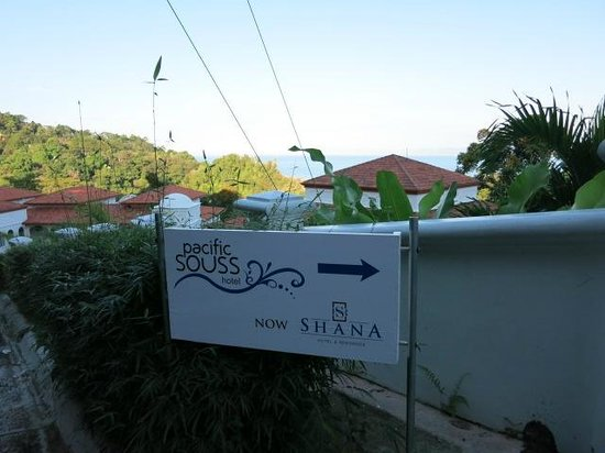 Shana Hotel & Spa: Name change
