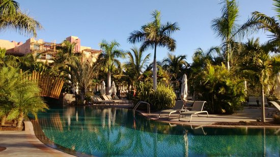 Lopesan Baobab Resort: Lazy river - Rio lento