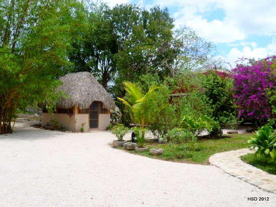 Hacienda Hotel Santo Domingo: Cabaña Maya