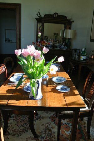 Sissinghurst Castle Farmhouse: Breakfast