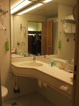 Golden Tulip Parkhotel Neu-Ulm: bathroom