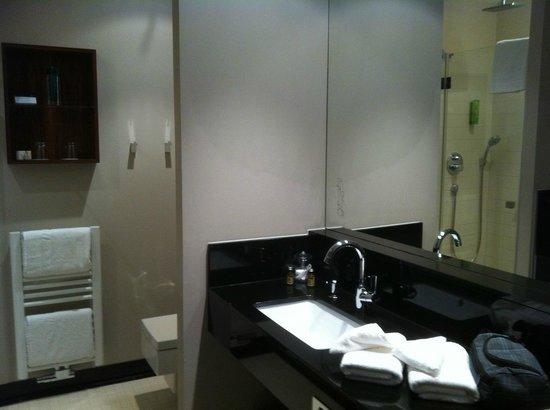 Hotel Gendarm Nouveau: bathroom