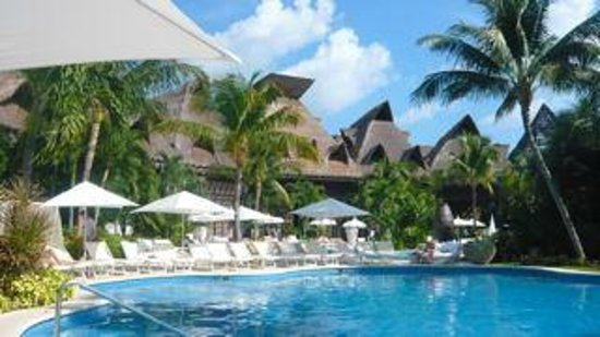 The Grand Mayan Riviera Maya: Gran Mayan pool