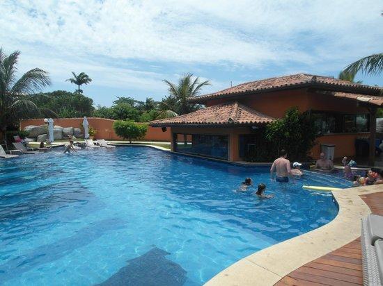 Ferradura Resort: Piscina principal