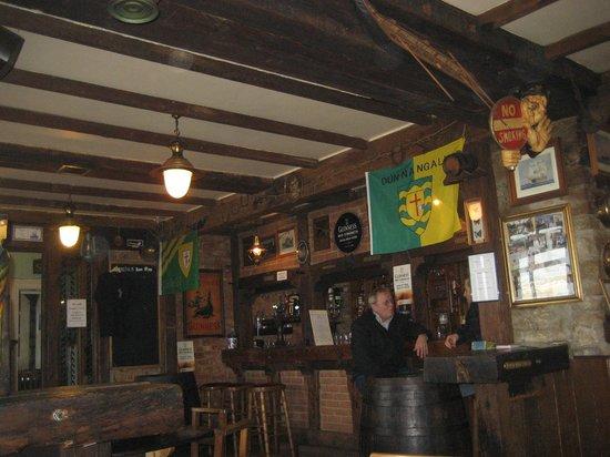 Smugglers Creek Inn: Smugglers Bar