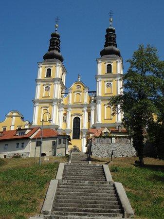 Basilika Mariatrost外観