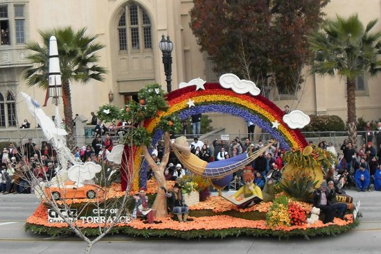 Tournament of Roses Association: Float 1