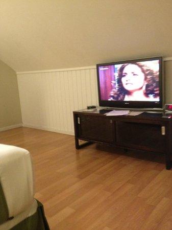 Albury Court Hotel in Key West: Un buen TV en la habitación