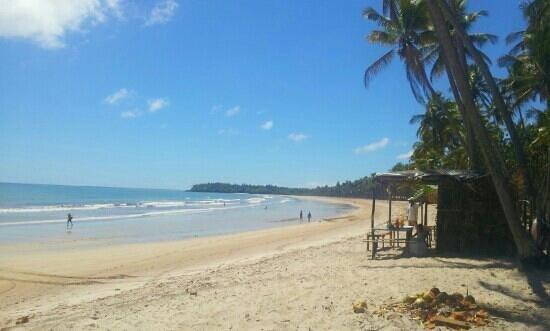 Ilha de Boipeba, BA: Cueira beach =paradise
