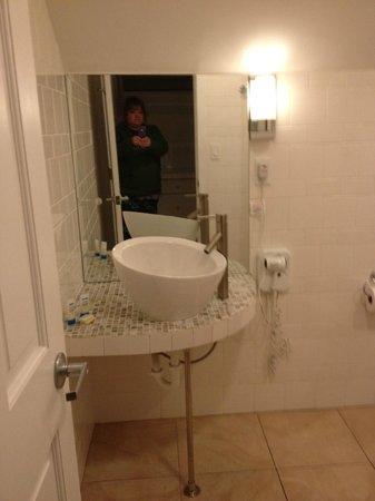 Albury Court Hotel in Key West: Baño cómodo