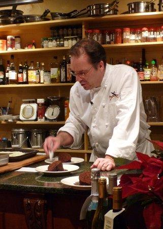 A Chef's Kitchen: Chef John at Work
