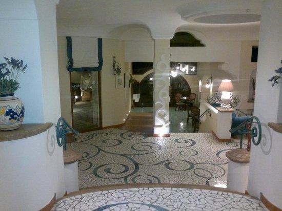 Hotel Tritone Wellness Center: Innenbereich