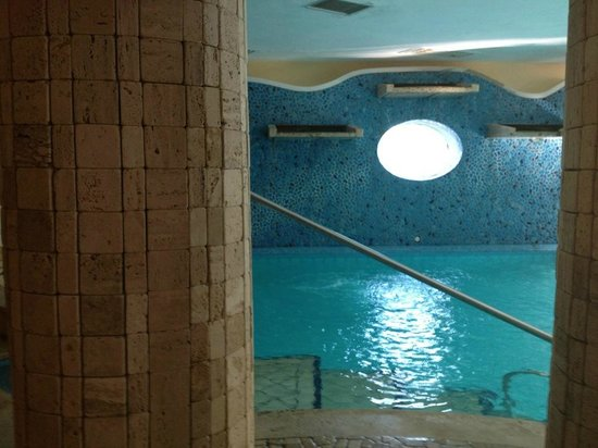 Hotel Terme Tritone: Thermal