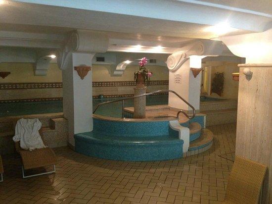Hotel Tritone Wellness Center: Thermalbereich