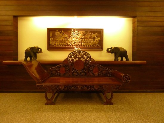 Borei Angkor Resort & Spa: decoration
