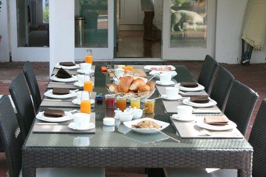 Κόλπος Hout, Νότια Αφρική: das perfekte Frühstück