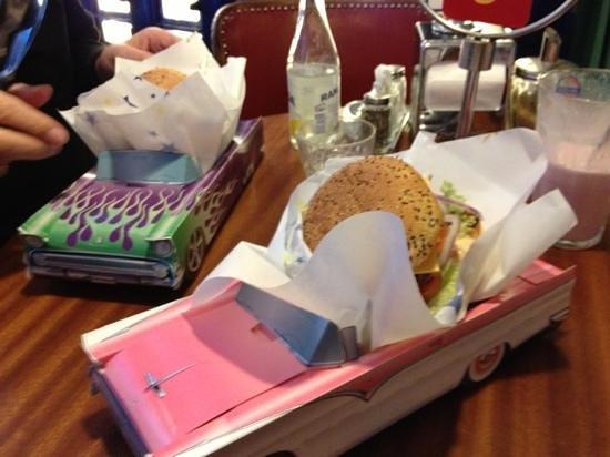 Ebbas Fik: Elvis burger