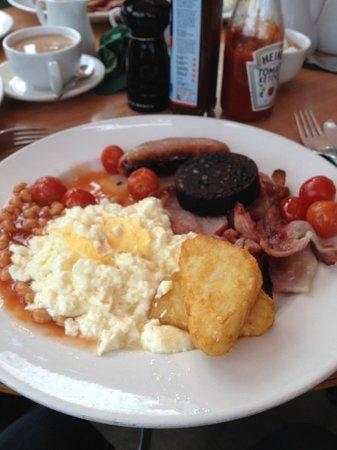 Chadwicks Fine Food Emporium: Breakfast